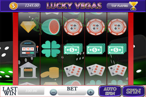 AAA Vegas Best Tap Big Party - FREE SLOTS screen