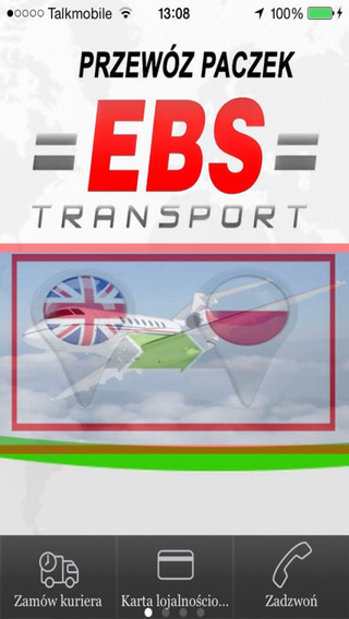 Transport EBS
