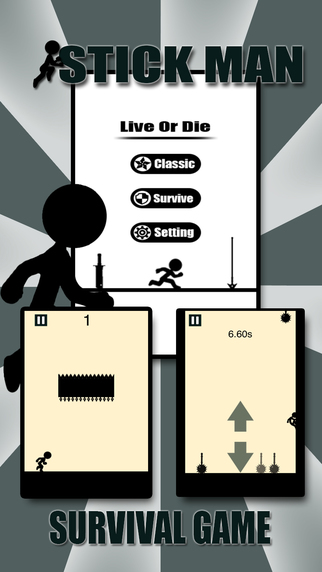 Alive or Dead - Stickman Thief
