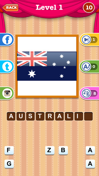 World Flag Quiz PRO