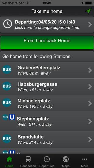 A+ Viena Journey Planner