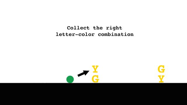 Y-RGB - Letter-Color Brain Teaser