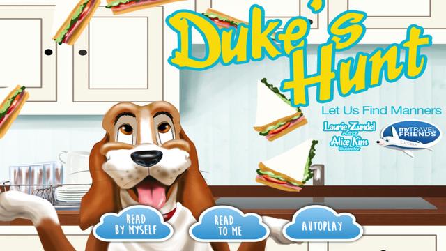 Duke's Hunt - Find Manners