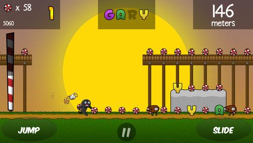 Run Gary Run