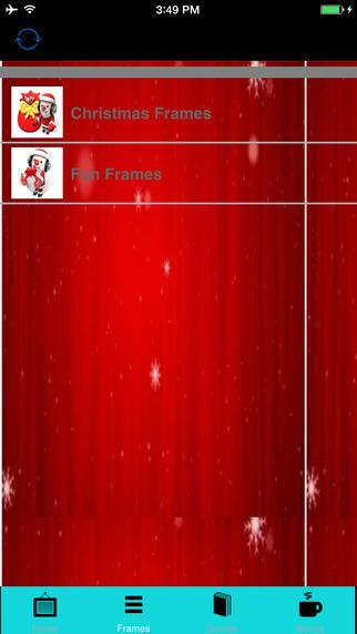 Fun Merry Christmas Photo Frames Premium Images : FREE
