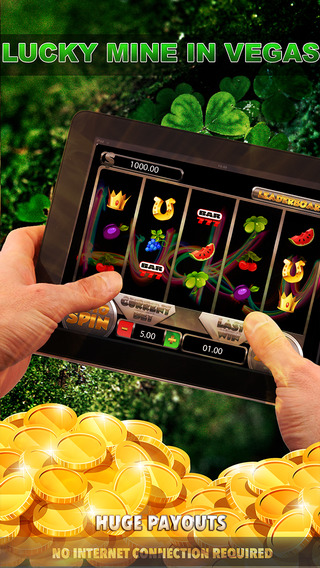 Lucky Mine In Vegas Slots - FREE Slot Game Luck in Casino Machine
