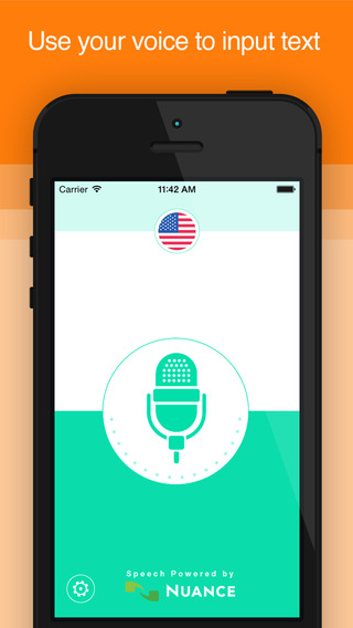 Active Voice : Instantly convert your speech to text English + 34 other languages are fully supporte