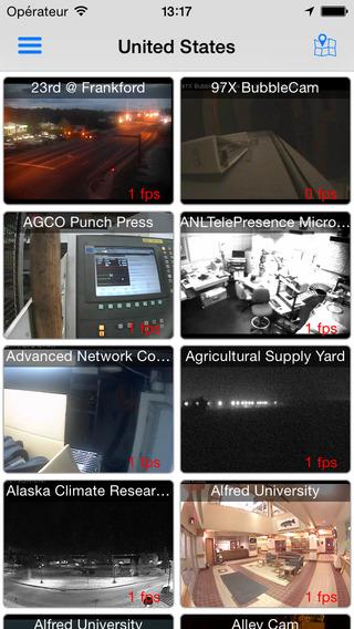 Planet Cam - Live webcams all around the world