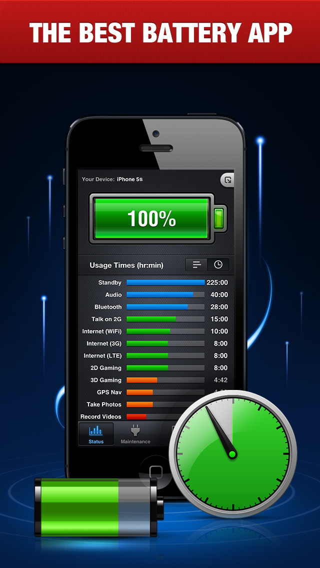 Battery Power Pro screenshot