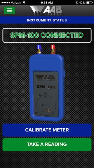 Static Pressure Meter