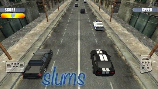 Gang-ster Traffic Car Theft Smash 3D
