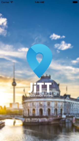 Berlin JiTT Audiostadtführer Tourenplaner mit Offline-Karten