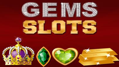 Screenshot 1 драгоценные камни и ювелирные изделия слотов: мега деньги счастливчики Вегас игровые автоматы