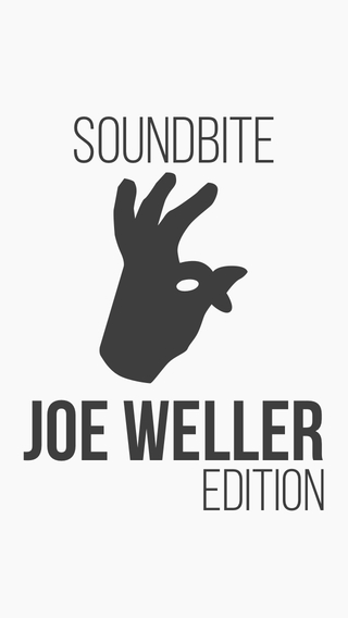 SoundBite Joe Weller Edition