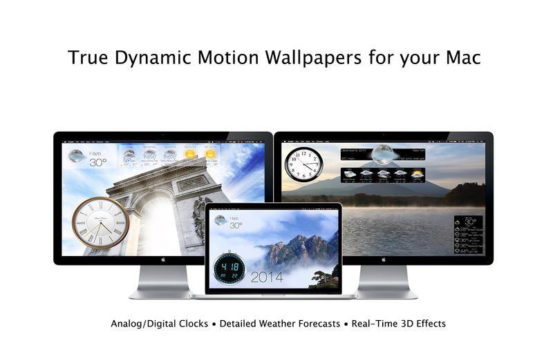 Mach Wallpaper Free Screenshot - 1