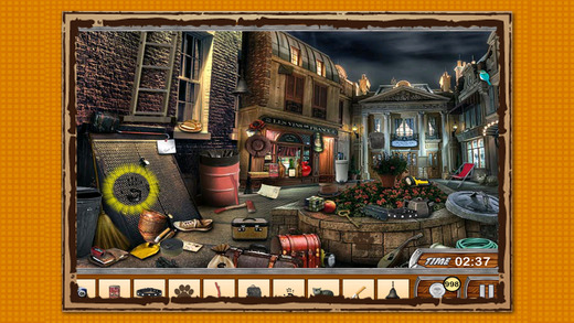 Hidden Objects : Hidden Object Night Terror