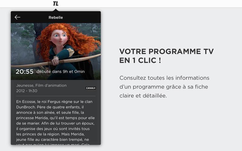 TeleLoisirs Screenshot - 2