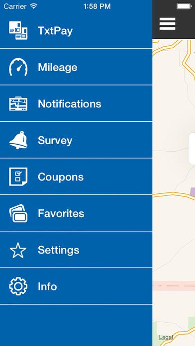 Cheap Gas Finder by Murphy USA iPhone Screenshot 2