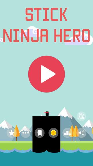 Stick Ninja Hero