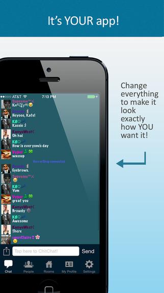 ChitChat Pro Screenshots