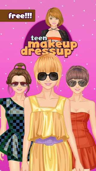 Teen Makeup and Dressup - Girls Styling Free