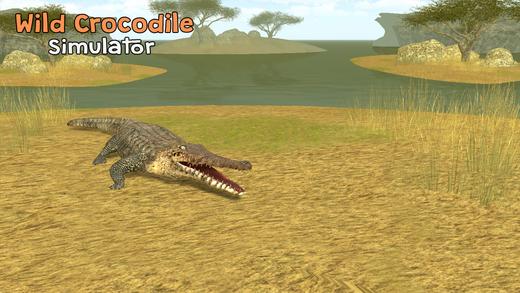 Wild Crocodile Pro Simulator 3D
