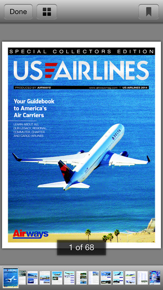 US Airlines 2014