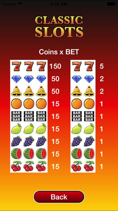 Screenshot 5 Classic Slots — Free Casino Slot Machine