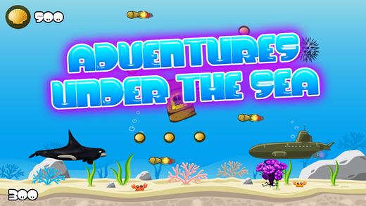 Adventures under the Sea - Dive to Survive under Water