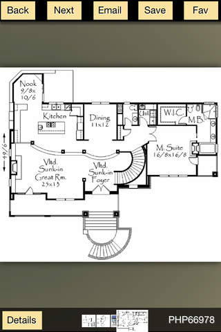 Prairie Style House Plans screenshot 4