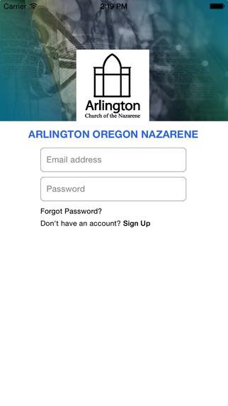 Arlington Oregon Nazarene