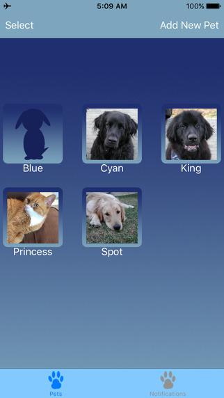 Pet Reminder Liaison