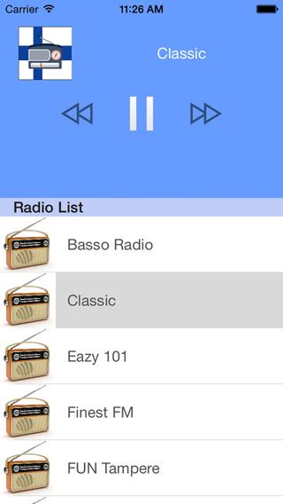 FINL Radiot : Paras suomalainen Radio