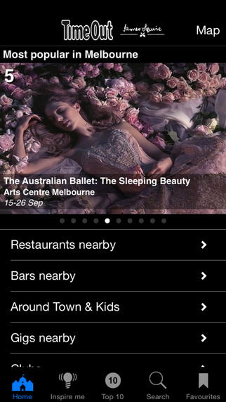 Time Out Melbourne - restaurants nightlife and things to do in Melbourne