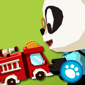 Dr. Panda's Toy Cars [iOS]