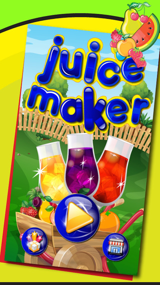Mix Juice Maker Game - Play Smoothie Dessert Cooking Games for Girls Boys