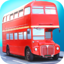 London Bus Traffic Race 3D Deluxe