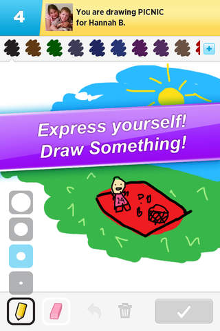 Draw Something Free Free Iphone Ipad Game App Decide
