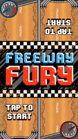 Freeway to Fury