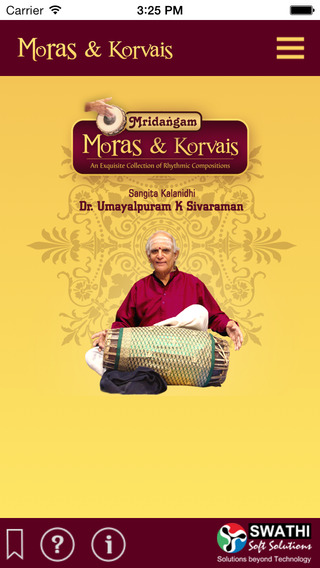 Learn Moras Korvais