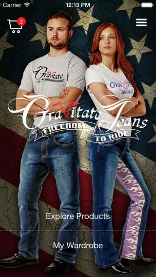 Gravitate Jeans