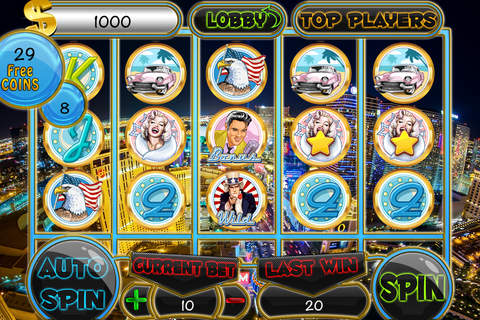 A Aace Las Vegas Casino and Roulette & Blackjack screenshot 2