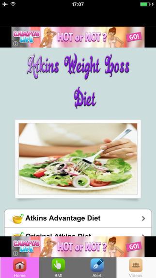 Atkins Weight Loss Diet