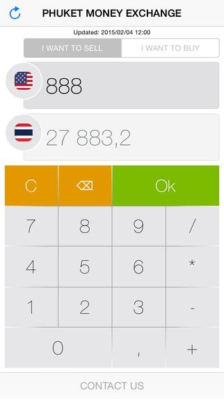 Phuket Money Exchange