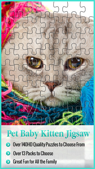 Animal Jigsaw Free - Amazing Daily Puzzle Collection HD