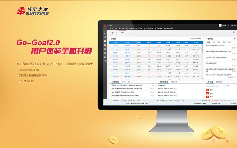 Go-Goal新一代金融终端2.0 for Mac