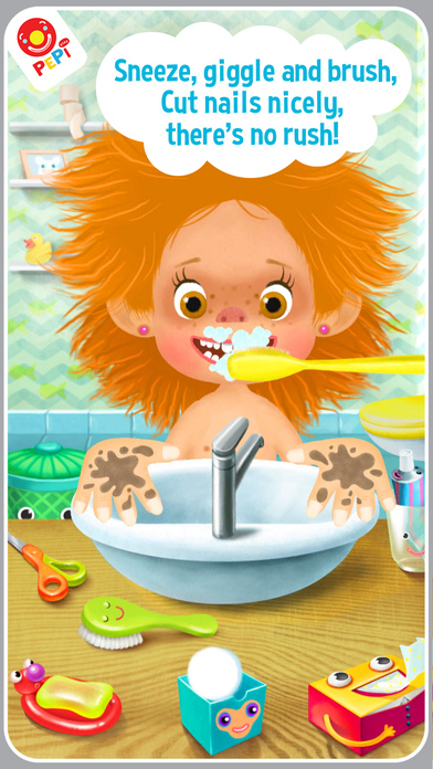 Pepi Bath 2 Screenshot