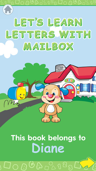 Storybook Rhymes Volume 5: Learning Letters with Mailbox
