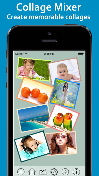 Collage Mixer - Quick Collage Maker