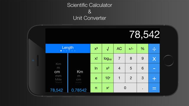 Calculator for Watch +